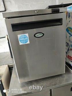 Foster commercial under counter fridge chiller