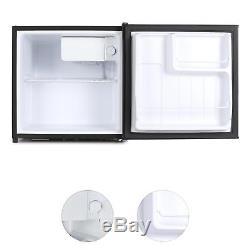 Fridge Freezer Refrigerator Compact Magic Marker Icebox Mini Kitchen 40 Litre