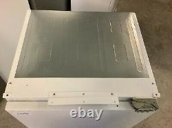 Fridgemaster MBUZ6097M Integrated Under Counter Freezer A+ Rated #H3884