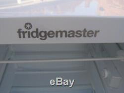 Fridgemaster MUL55137M 137L Under Counter Fridge only 9 weeks old
