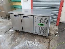 GENFROST under counter double door fridge work top fridge prep fridge catering
