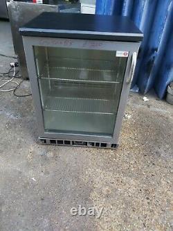 GUMKO undercounter single glass door drink fridge drink chiller +1/+4 heavy