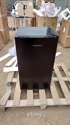 Graded Cookology UCIF93BK Black Under Counter Freestanding Fridge chiller box 10