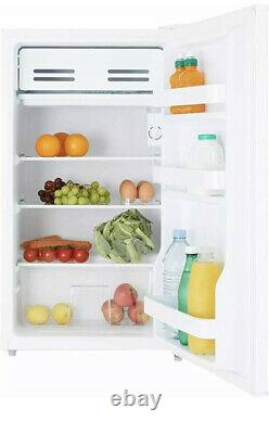 Graded Cookology UCIF93WH A+ Under-Counter Freestanding Fridge White EB3