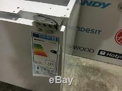 Graded Essentials CIL60W18 Integrated Undercounter Fridge in White 13121
