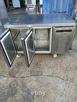 Gram under counter double door fridge work top fridge prep fridge catering