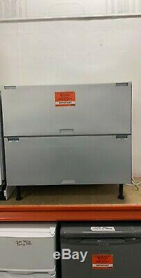 HOTPOINT 90cm 150 Litre Integrated Under Counter Fridge Drawers A+ NCD191I