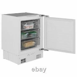 Hisense FUV126D4AW1 Integrated Under Counter Freezer Fixed Door Fixing Kit A+