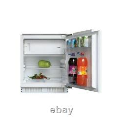 Hoover HBRUP164NK 110 Litre Under Counter Integrated Fridge with 17 Litre Icebox