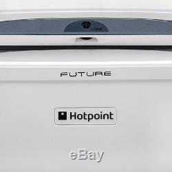 Hotpoint RLA36G. 1 A+ Free Standing Larder Fridge 149 Litres Graphite
