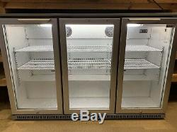 Husky 3dr Undercounter Bar Bottle Frodge. Rrp £630