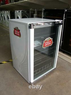 Husky HU218 Stella Artois Under Counter Fridge / Drinks Chiller PWB COLLECTION