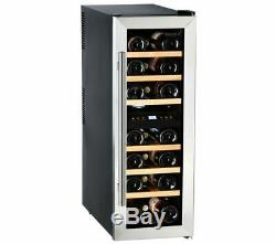 Husky HUS-CN215 Dual Zone Slim Line Wine Chiller Cooler Undercounter No 3