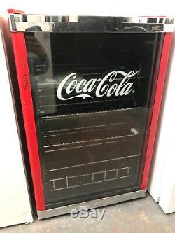 Husky HY211 Coca Cola Drinks Chiller Under counter Beer / Bar Chiller Red