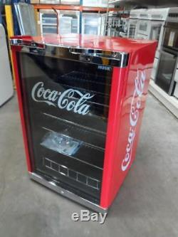 Husky HY211 Coca Cola Under Counter Glass Drinks Chiller / Fridge PWB COLLECT