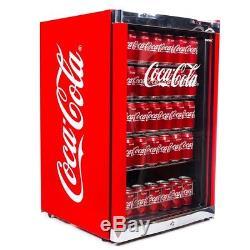 Husky HY211 Undercounter Coca Cola Refrigerator