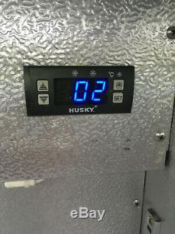 Husky Single Door Drinks Display / Under Counter Bar Chiller LED
