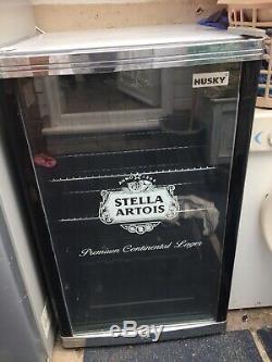Husky Stella Artois Fridge/ Drinks Cooler