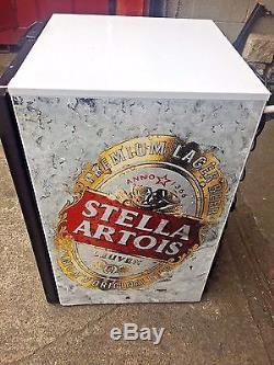 Husky Stella Under Counter Fridge Chiller Bar Bottle Door Display WEST YORKSHIRE