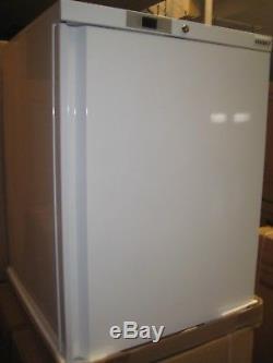 Husky Undercounter Commercial White Storage Freezer