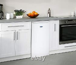 Ice King RK113AP2 48cm Wide Freestanding Under Counter Fridge with Ice Box