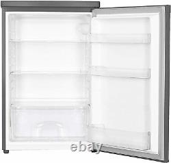 Igenix IG255X Freestanding Larder Fridge with 2 Adjustable Glass Shelves A+ 136L