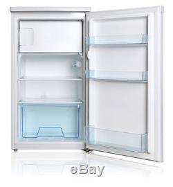Igenix IG350R 50cm White Under Counter Fridge With Ice Box