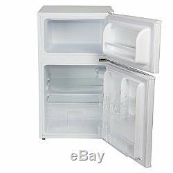 Igenix Ig347ff 47cm Under Counter Fridge Freezer White