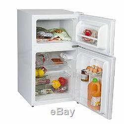 Igenix Ig347ff 47cm Under Counter Fridge Freezer White With 2 Year Warranty