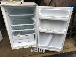 Indesit INS1612 Integrated Built In under counter fridge