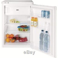 Indesit TFAA10 A+ 96 Litres Freezer Box Under Counter Fridge in White