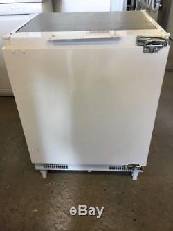 KENWOOD KIL60W14 Integrated Undercounter Fridge White RRP £199