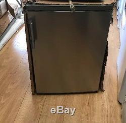 KENWOOD KUL55X17 Undercounter Fridge A+ reversible Doors Inox / Stainless Steel