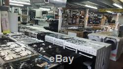 KENWOOD KUL55X18 Undercounter Fridge Silver Inox Stainless Steel A+ Auto Defrost
