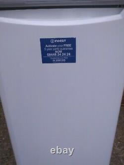 Large Tall Indesit Fridge Freezer