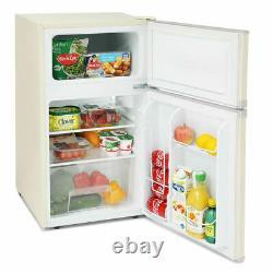 MAB2035C 88litre Mini RETRO Fridge Freezer Class F Cream