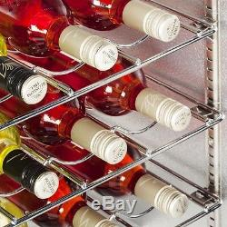 Man Cave 3 Door Undercounter Hinged Door Pub Drink Bottle Bar Cooler Fridge
