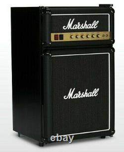 Marshall 3.2 Mini Fridge Guitar Amp Style Under Counter Cooler DAMAGED
