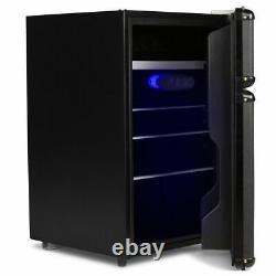Marshall 4.4 Mini Fridge / Freezer Guitar Amp Style Under Counter DAMAGED