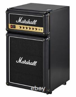 Marshall Mini Fridge 3.2 Guitar Amp Style Under Counter Cooler