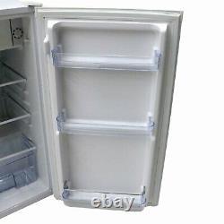 NEW! Under Counter Fridge c/w Freezer Cool Box 90L Refrigerator RRP £129.99 BN