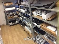 New Zanussi ZRG310W1 105 Litre Under Counter Freestanding Fridge White ZRG310W1