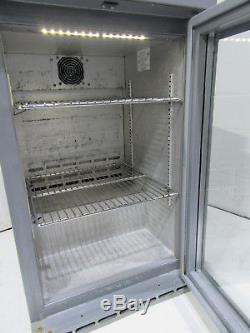 Osborne Single Glass Door Under Counter Back Bar Drinks Display Fridge M30e