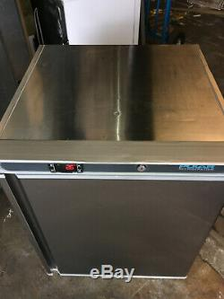 Polar C-Series Stainless Steel Commercial Under Counter Fridge 150Ltr- USED-VERY