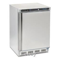 Polar Under Counter Fridge Stainless Steel 150 Litre Commercial Refrigerator