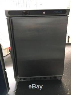 Polar Undercounter Freezer Stainless Steel 140 Ltr CD081