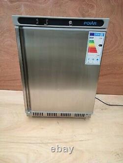 Polar Undercounter Fridge Stainless Steel 150Ltr CD080 Catering Commercial