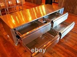 Precision HUBC422 Under Broiler Grill Counter Fridge Commercial