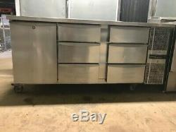 Precision Mcu 311ss Stainless Steel Undercounter Fridge With Drawers 433
