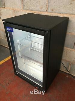 Prodis Single Door Drinks Display / Under Counter Bar Chiller LED